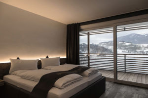 doppelzimmer im armona medical hotel thiersee